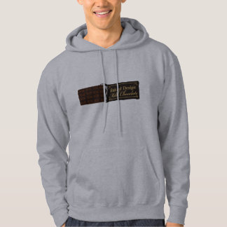 Baked Chocolate Hooded Pullover