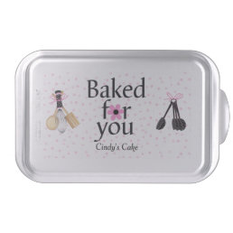 Baked for You Cake Pan