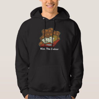 Baked Goods Baker Bakery Cute Kawaii Bread Love Hoodie