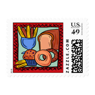 Baked Goods Business stamp