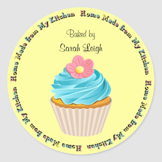 Baked Goods Cupcake Sticker