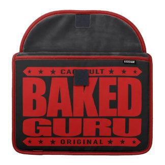 BAKED GURU - I Am an Expert Wisdom & Spirit Master Sleeves For MacBooks