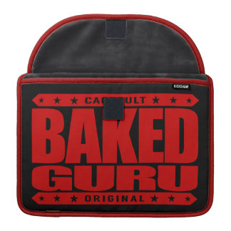 BAKED GURU - I Am an Expert Wisdom & Spirit Master Sleeve For MacBooks