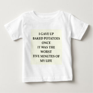 BAKED.jpg Baby T-Shirt