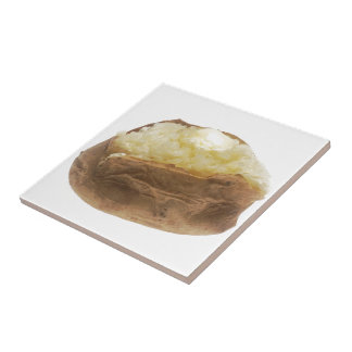 Baked Potato Ceramic Tile