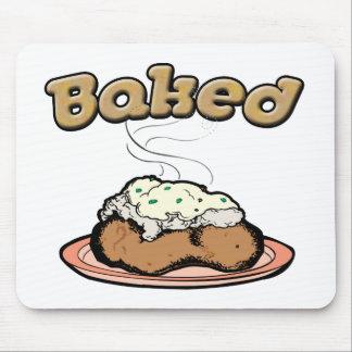 Baked Potato (e) Mouse Pad