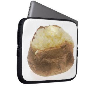 Baked Potato Laptop Sleeves