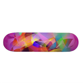 Baked Potato Skate Board Deck