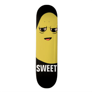 Baked Potato Skateboard Deck