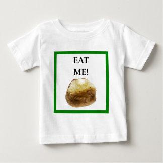 baked potato t shirt