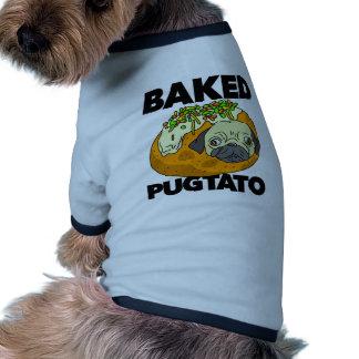 Baked Pugtato Doggie Tee Shirt