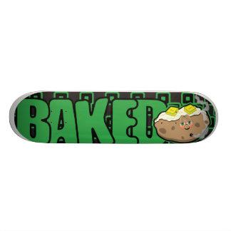Baked Skateboard