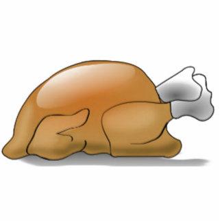 Baked Turkey Photo Cutout