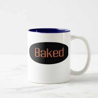 BAKED Two-Tone COFFEE MUG