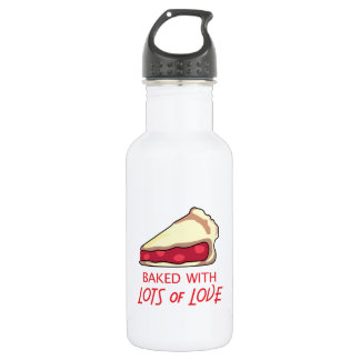 BAKED WITH LOVE 18OZ WATER BOTTLE