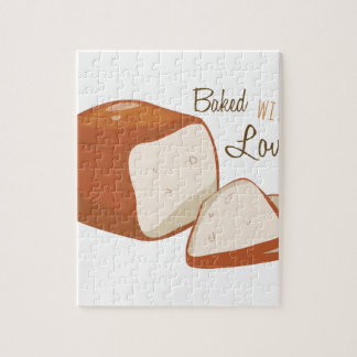 Baked with Love Jigsaw Puzzles