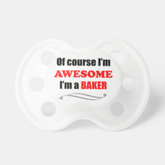 Baker Awesome Family Pacifier