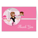 Baker/Bakery/Pastry Chef 4 Greeting Cards