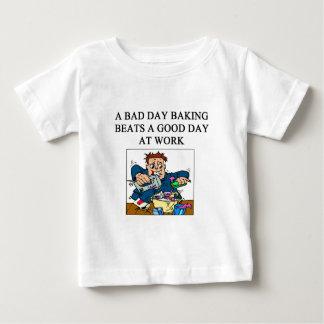 baker baking design baby T-Shirt