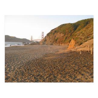 baker beach post cards