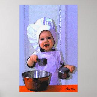 Baker Boy Poster