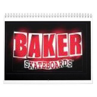 baker calendar