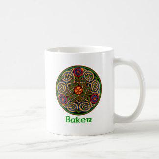 Baker Celtic Knot Coffee Mug