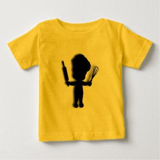 Baker / Chef Vector Design Baby T-Shirt