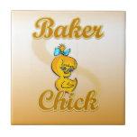 Baker Chick Ceramic Tiles
