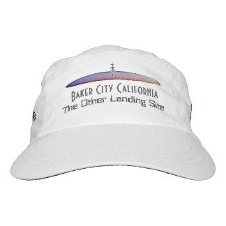 Baker city California ufo humor Headsweats Hat