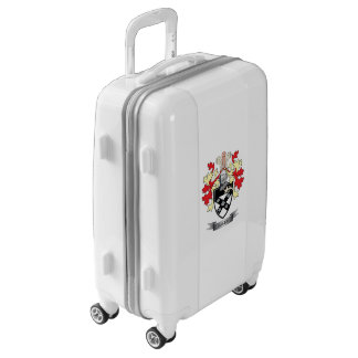 Baker Coat of Arms Luggage