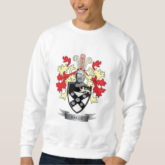 Baker Coat of Arms Sweatshirt