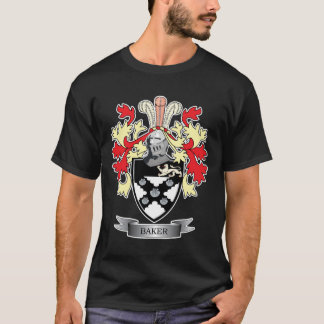 Baker Coat of Arms T-Shirt