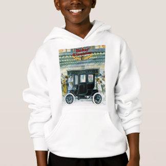 Baker Electric Cars - Vintage Ad Hoodie