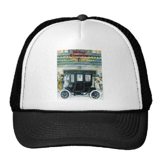 Baker Electric Cars - Vintage Ad Mesh Hats