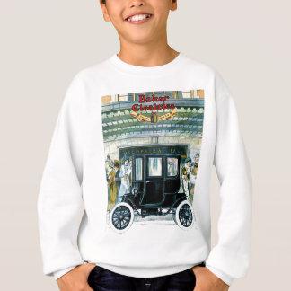 Baker Electric Cars - Vintage Ad Sweatshirt