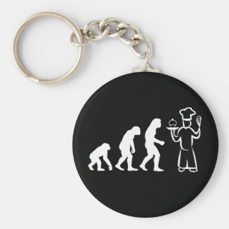 Baker Evolution Keychain