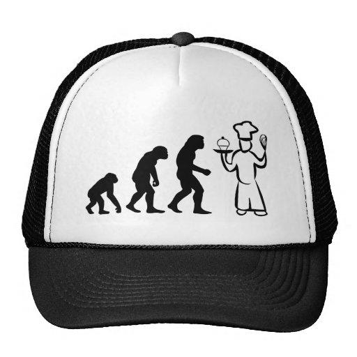 Baker Evolution Mesh Hats