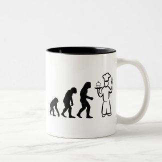 Baker Evolution Two-Tone Coffee Mug