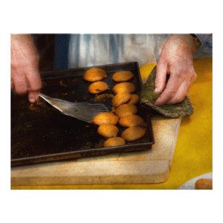 Baker - Food - Have some cookies dear Flyer Design