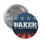 BAKER FOR GOVERNOR 2014 BUTTON