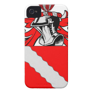 Baker (German) Coat of Arms Case-Mate iPhone 4 Cases