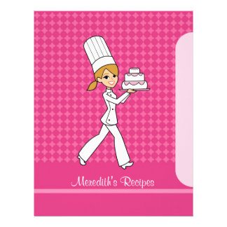 Baker Girl Pages to Index Recipes Blonde Version