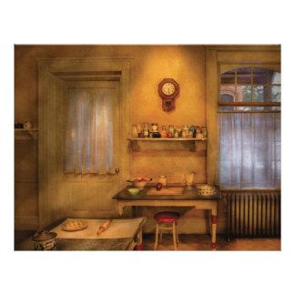 Baker - Granny's Kitchen Full Color Flyer