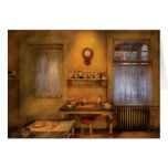 Baker - Granny's Kitchen Greeting Cards