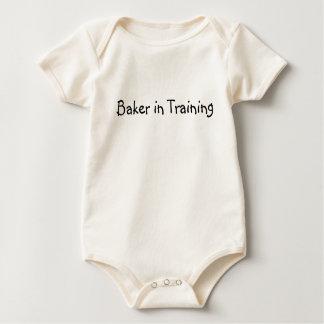 Baker in Training Baby Bodysuit