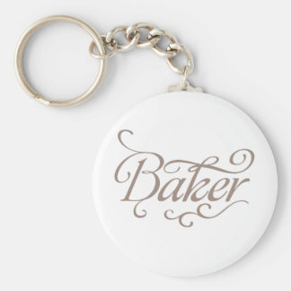 Baker Keychain 2