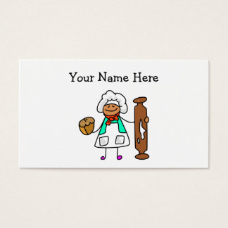 Baker Kid Business Card
