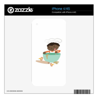 Baker Kid Skin For The iPhone 4S