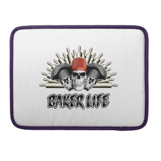 Baker Life Sleeve For MacBook Pro